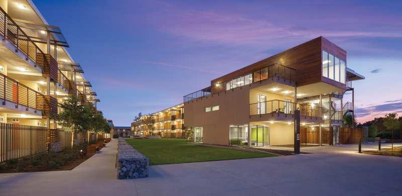 Pitzer College, California
