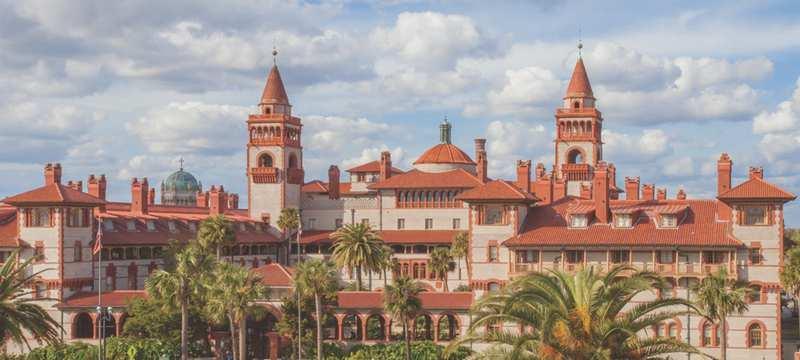 Flagler College-St Augustine, Florida