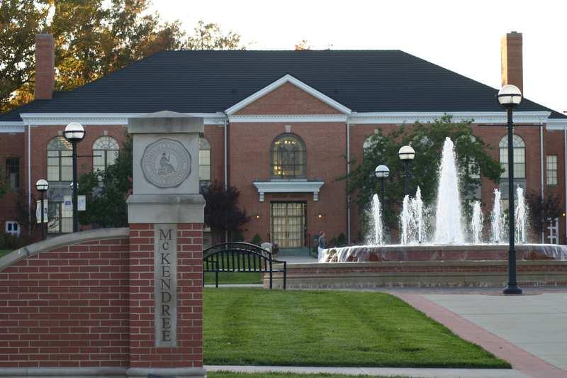 Mckendree University, Illinois