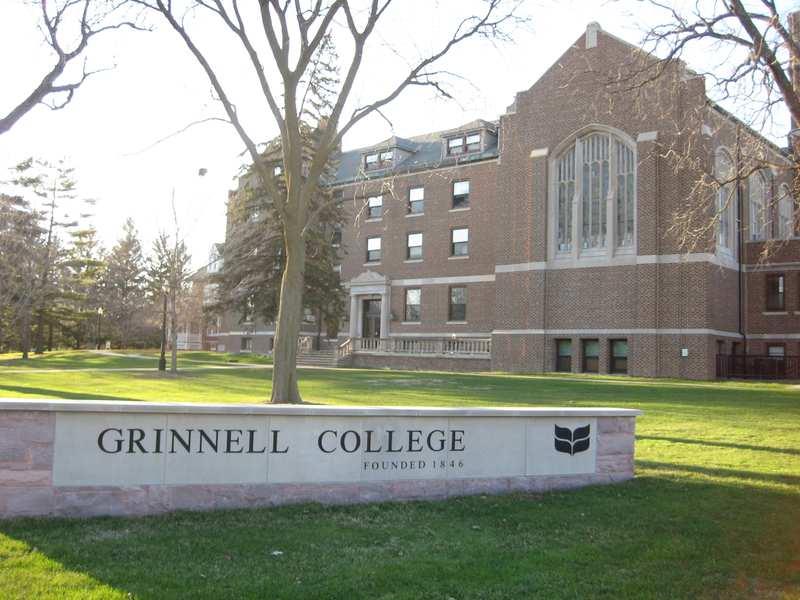 Grinnell College, Iowa