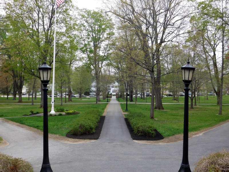 Bates College, Maine