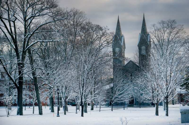Bowdoin College, Maine