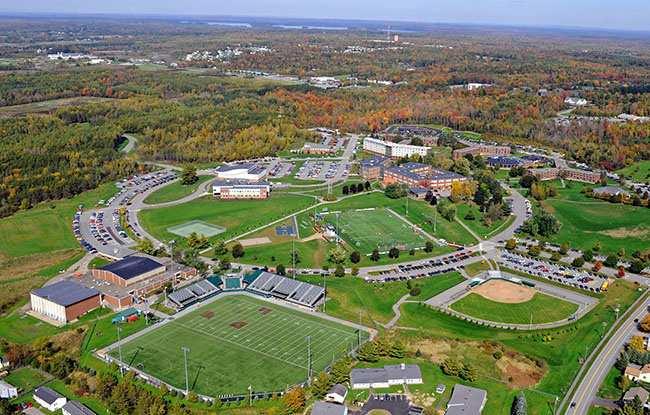 Husson University, Maine