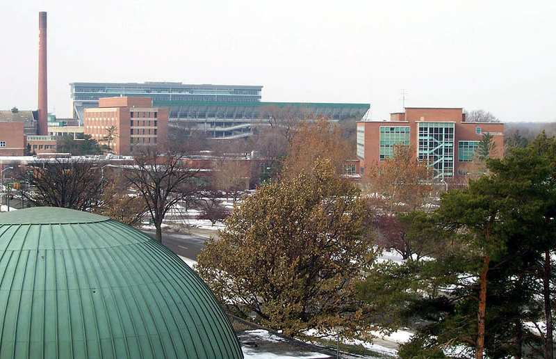 Michigan State University, MI