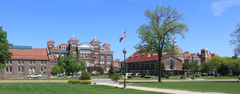 Siena Heights University, MI