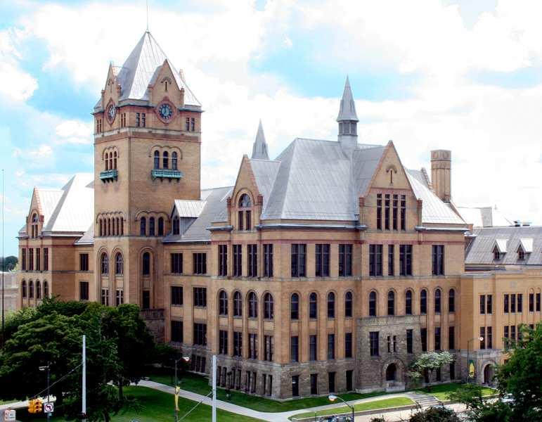 Wayne State University, MI