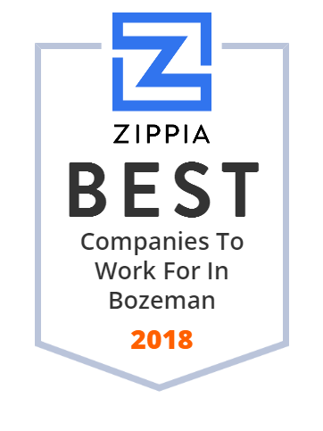 Bozeman Health Zippia Award