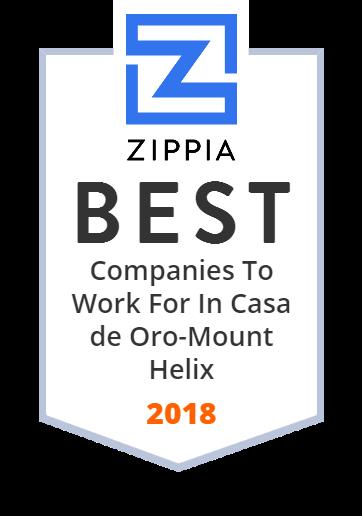 Best Companies To Work For In Casa de Oro-Mount Helix, CA