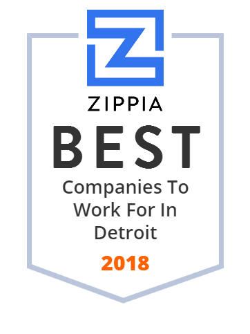 Blue Cross Blue Shield of Michigan Zippia Award