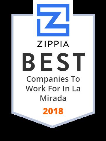 Living Spaces Zippia Award
