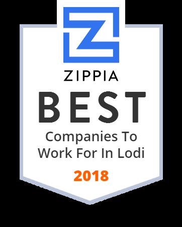 Cottage Bakery Zippia Award