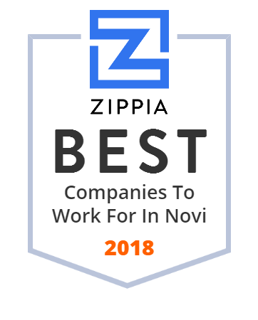 Security Zippia Award