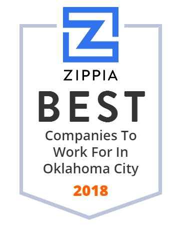 University of Oklahoma Health Sciences Center Zippia Award