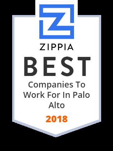 Palantir Technologies Zippia Award