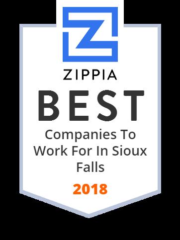 Sanford Health Zippia Award