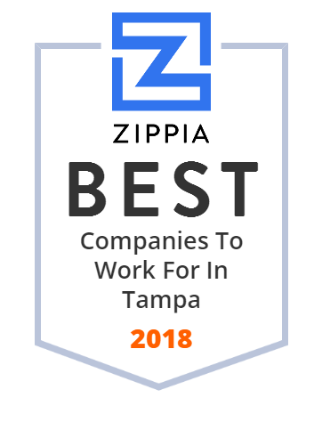 Tampa Electric Zippia Award
