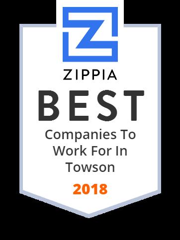 Towson University Zippia Award
