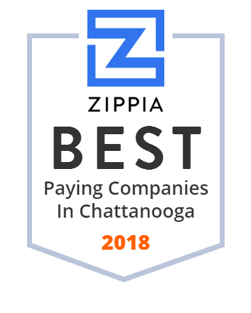 BlueCross BlueShield of Tennessee Zippia Award