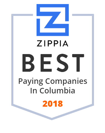 The Cleaning Authority Zippia Award