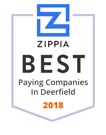 Deerfield Park District Zippia Award