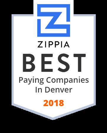 Denver Health Zippia Award