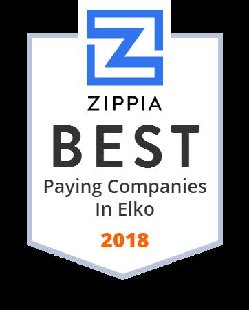 Barrick Goldstrike Mines Zippia Award