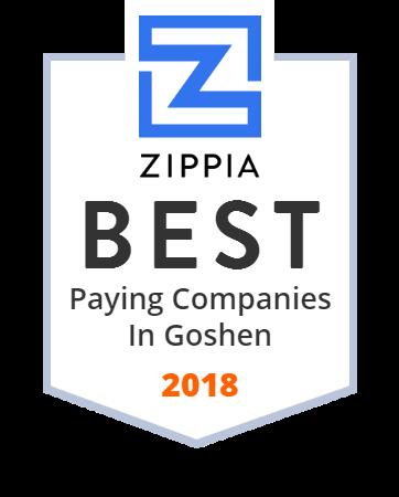Liberty Homes Zippia Award