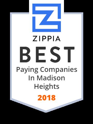 Intrepid Control Systems Zippia Award