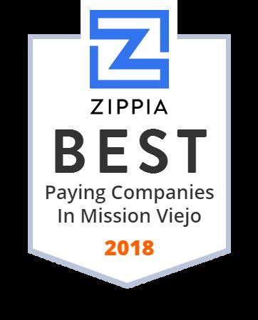 Charles Abbott Associates Zippia Award