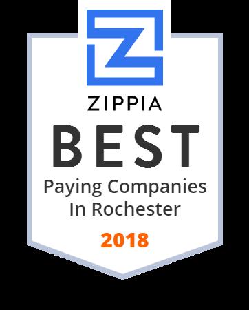 Albany International Zippia Award