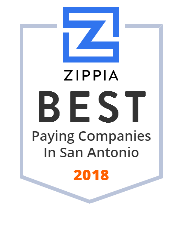 Frost Bank Zippia Award