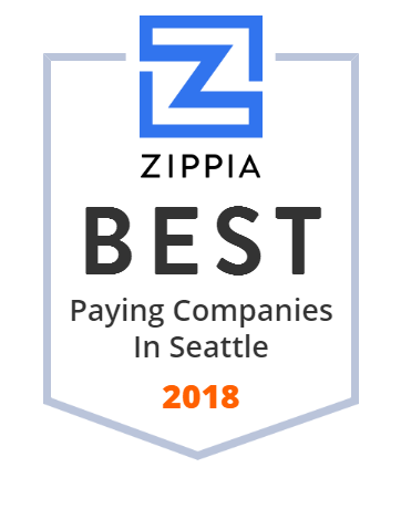 Amazon Zippia Award