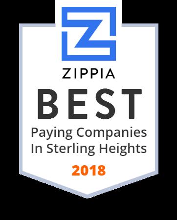 Conti Corporation Zippia Award