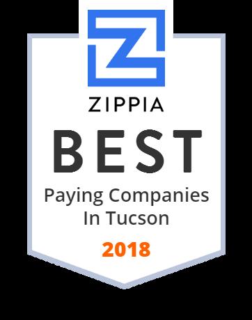 The University of Arizona Zippia Award