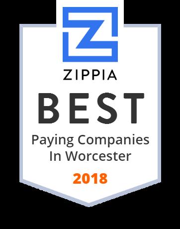 The Hanover Insurance Group Zippia Award