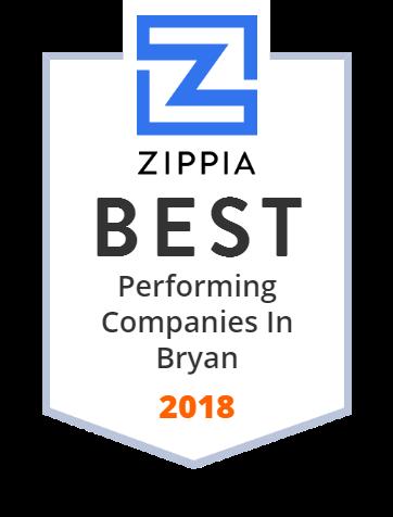 Bryan-College Station Eagle Zippia Award