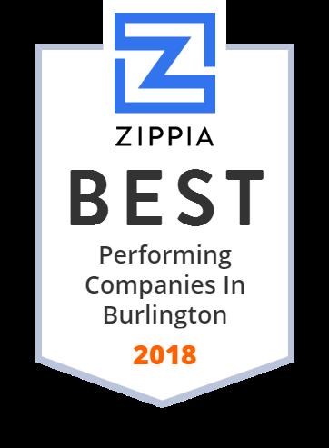 Burlington Zippia Award