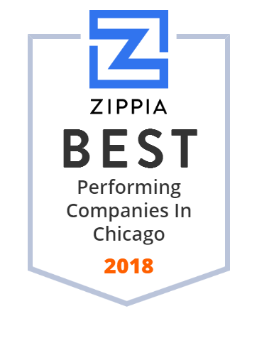 Guaranteed Rate Zippia Award