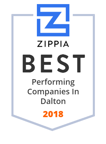 MYERS CARPET Zippia Award