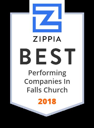 Fairfax County Public Schools Zippia Award