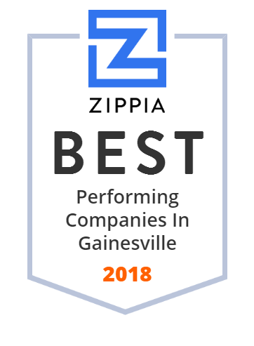 University of Florida Zippia Award