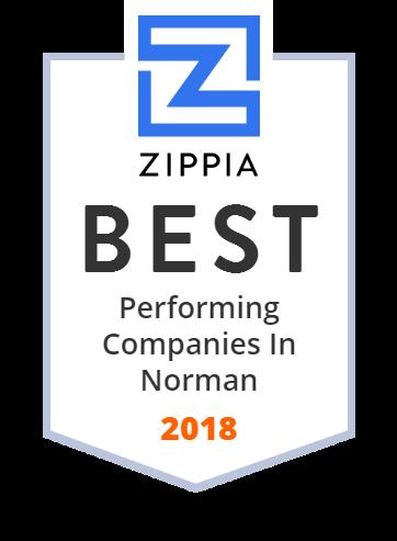 University of Oklahoma Zippia Award