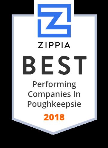 City of Poughkeepsie Zippia Award