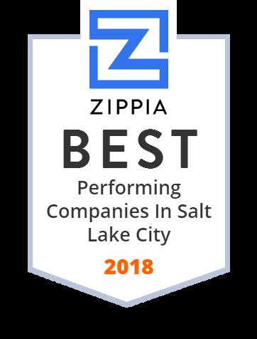 Salt Lake County Zippia Award
