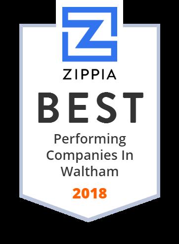 Constant Contact Zippia Award