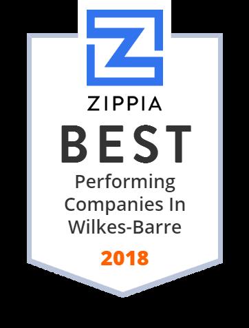 Gold Star Wide Format Zippia Award