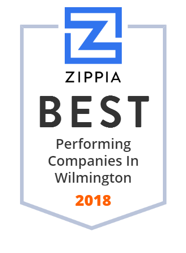 New Hanover County Zippia Award