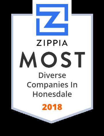 Trail's End Camp Zippia Award