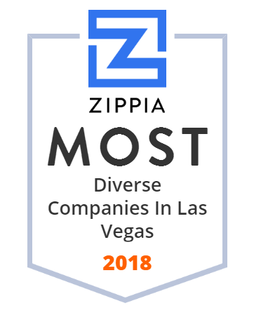 Caesars Entertainment Zippia Award