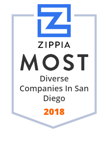 City of San Diego Zippia Award
